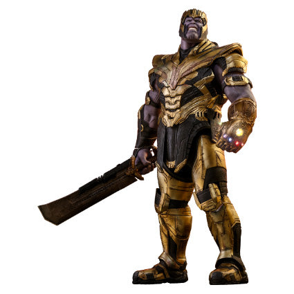 Thanos Sixth Scale Figure by Hot Toys (Preorder)