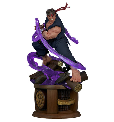 Street Fighter Evil Ryu 1:4 Scale Statue