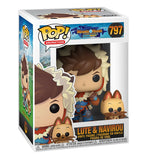 Funko POP! Monster Hunter Lute with Navirou Vinyl Figure