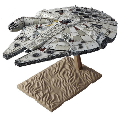 Star Wars Millennium Falcon Force Awakening Model Kit