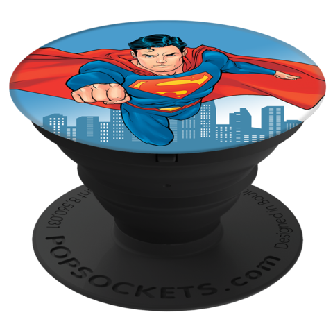 PopSockets Grip & Stand for Phones and Tablets Superman