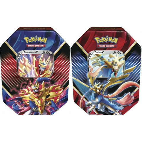 Pokemon TCG Legends of Galar Tin (Random 1 Piece)