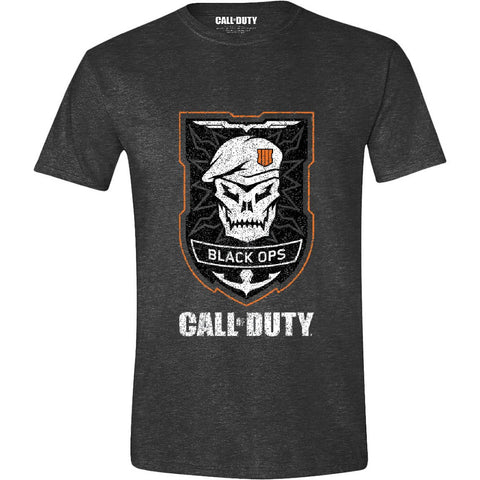 Call of Duty Black Ops 4 Skull Logo T-Shirt