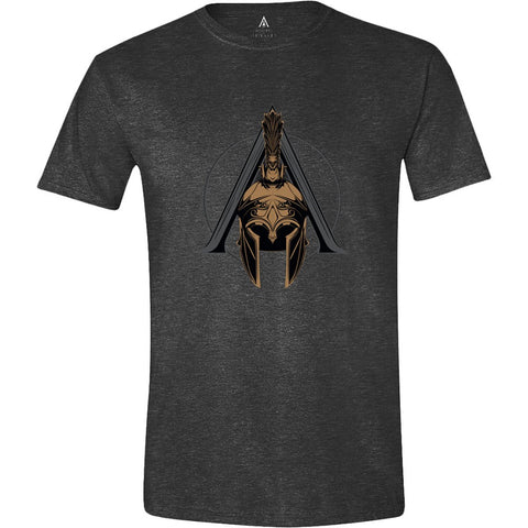 Assassin's Creed Odyssey Helmet Logo T-Shirt