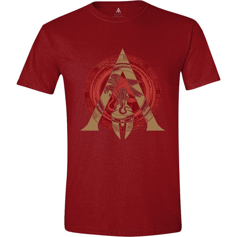 Assassin's Creed Odyssey Logo Circle T-Shirt