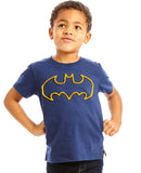 Batman Tuft Logo Kids T-Shirt