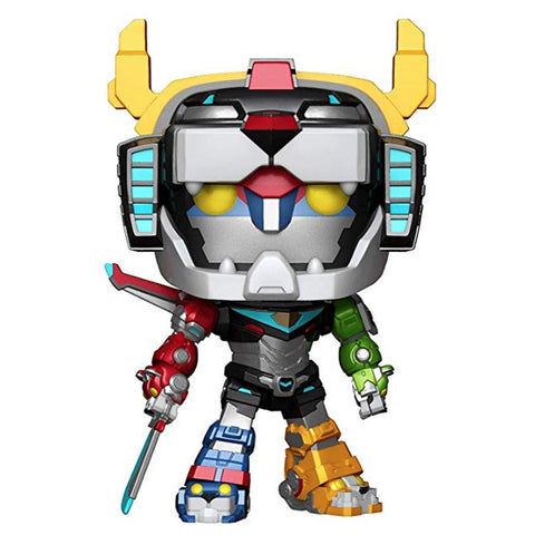 "Funko POP! 6"" Voltron Toy Figures"