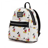 Loungefly Mickey AOP Mini Backpack