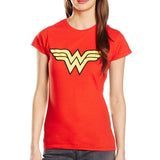 Women Wonder Logo Women's T-Shirt
