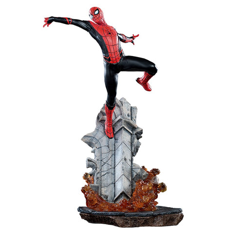 Spider-Man: Far From Home Spider Man BDS Statue