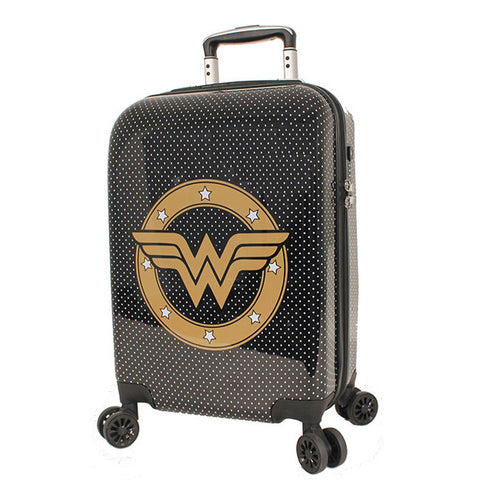 Luggage Bag Wonder Woman