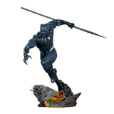 Black Panther Statue by Sideshow Collectibles