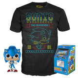 Funko POP! Sonic the Hedgehog Vinyl Figure & T-Shirt