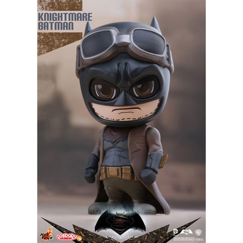 Batman v Superman Cosbaby - Knightmare Batman