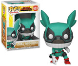 Funko POP! Animation: My Hero Academia Deku with Helmet Vinyl Figure