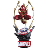 Beast Kingdom Marvel Avengers: Infinity War D-Select Iron Spider-Man Exclusive Statue