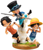Ichiban One Piece The Bonds of Brothers Figure
