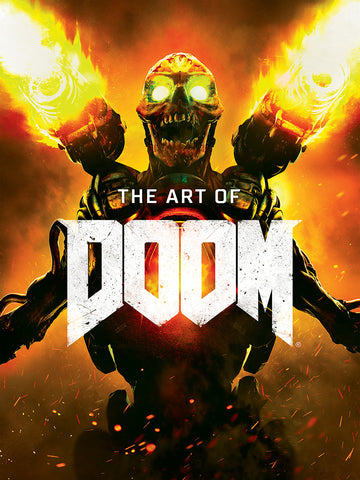 Art of Doom Hardcover