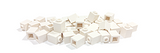 Omega White Bricks for Lego