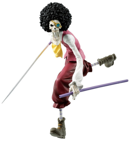 One Piece: Stampede Ichiban Brook  Collectible PVC Figure