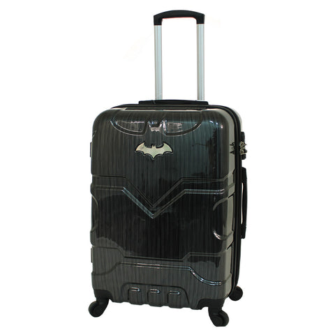 Luggage Bag Batman Dark Grey