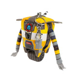 Borderlands 3:Claptrap Keychain Plush