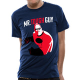 Incredibles 2 - Mr Tough Guy  Men's T-Shirt