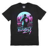 Cyberpunk 2077 Destination Night City Premium Tees Black (Preorder)