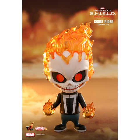 Hot Toys Ghost Rider Cosbaby collectible figure