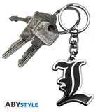 Death Note L Keychain