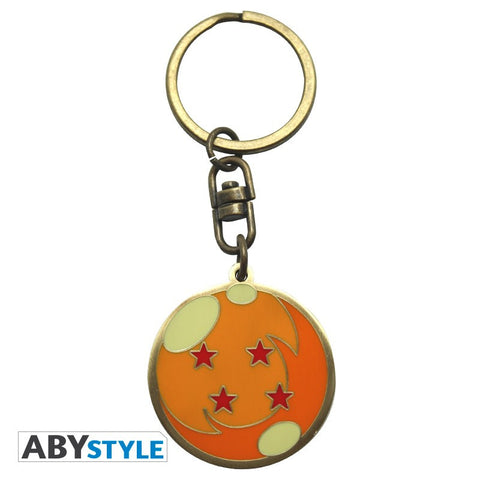 Dragon Ball 4StarBall Keychain