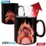 ABYstyle Dragon Ball Z Goku Heat Changing Mug