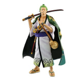 One Piece Figurine Roronoa Zoro Japanese Style