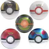 Pokemon TCG: Poke Ball Tin Series 5 (Random 1 Piece)