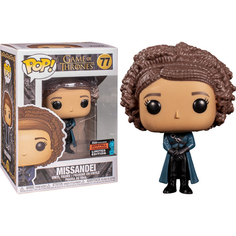 Funko POP! Game of Thrones - Missandei Fall Convention Exclusive Vinyl Figure