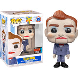 Funko POP! Toy Story 4 - Benson Fall Convention Exclusive Vinyl Figure