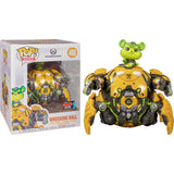 Funko POP! Overwatch - Toxic Wrecking Ball Fall Convention Exclusive Vinyl Figure