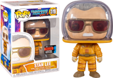 Funko POP! Stan Lee Astronaut Cameo Fall Convention Exclusive Vinyl Figure - Geek Nation Exclusive