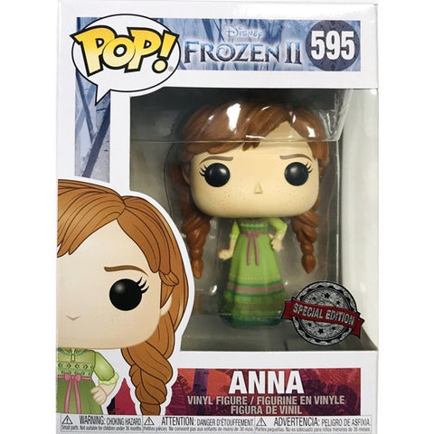 Funko POP! Frozen 2 Anna Night Gown Vinyl Figure