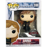 Funko POP! Frozen 2 Anna Travel Vinyl Figure
