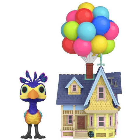 Funko POP! Town: Up House with Kevin Fall Convention Exclusive Vinyl Figure