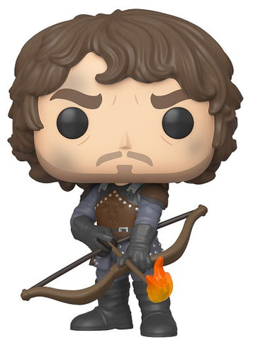 Funko POP! Game of Thrones Theon with Flaming Arrows Vinyl Figure