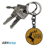 Game of Thrones Baratheon Sygil Keychain