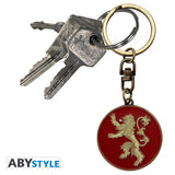 Game of Thrones Lannister Sygil Keychain