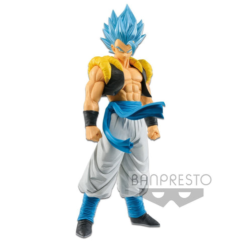 Dragon Ball Super Saiyan Blue Gogeta God Grandista Resolution Of Soldiers Figurine