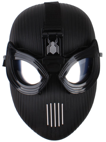 Spiderman Far From Home Stealth Suit Flip Up Mask
