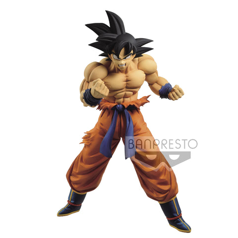 Dragon Ball Z Maximatic The Son Goku III Statue