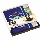 Star Wars Mandalorian Yoda The Child notebook & pen - Precious Cargo