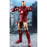Iron Man Mark III Deluxe Version Action Figure