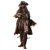 Disney Jack Sparrow Hot Toys Sixth Scale Figure